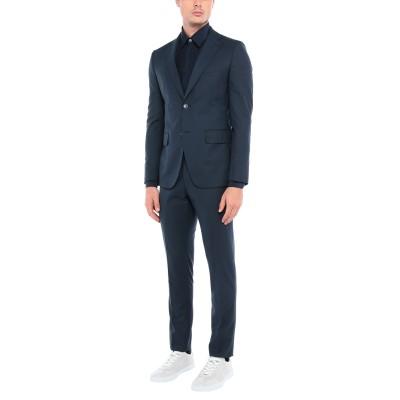ロベルト カヴァリ ROBERTO CAVALLI スーツ ブルー 54 ポリエステル 85% / レーヨン 15% スーツ