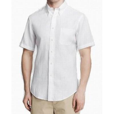 brooks ブルックス ファッション ドレス Brooks Brothers NEW White Mens Size 15 1/2 One Pocket Dress Shirt