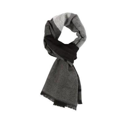 uxcell マフラー ショール ストール ニット 長方形 ロング 暖かい ファッション メンズ カラー17