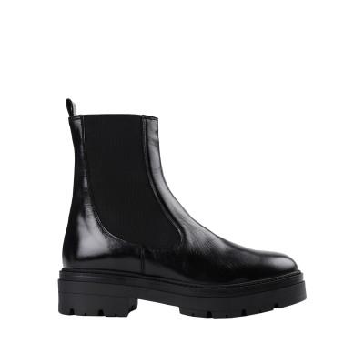 JONAK ショートブーツ ブラック 40 革 ショートブーツ