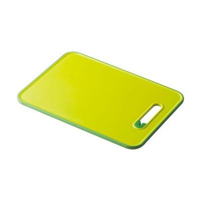 ジョセフジョセフ(Joseph Joseph) スライス&シャーペン ラージ グリーン 600278 樹脂製 まな板 キッチン用品