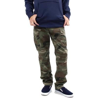 [アヴィレックス] ロングパンツ CAMO FATIGUE PANTS 6166111 メンズ