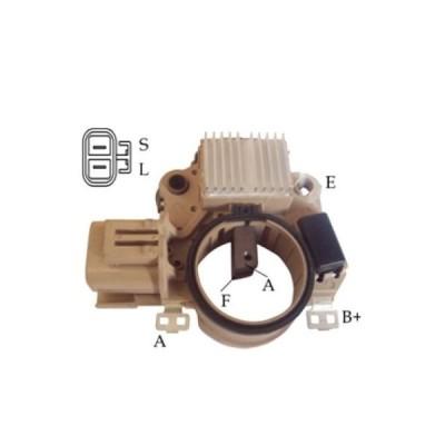 AL オルタネーター 電圧 レギュレーター 適用: 三菱 M849 06-090 1ピース AL-JJ-0713
