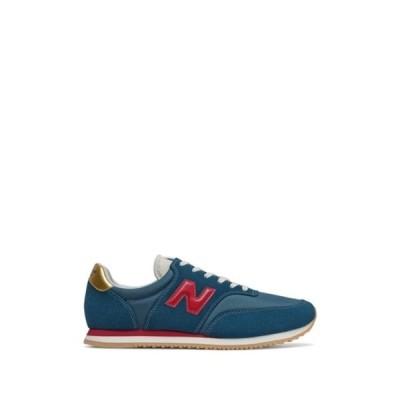 ニューバランス メンズ スニーカー シューズ 100 Classic Running Shoe BLUE