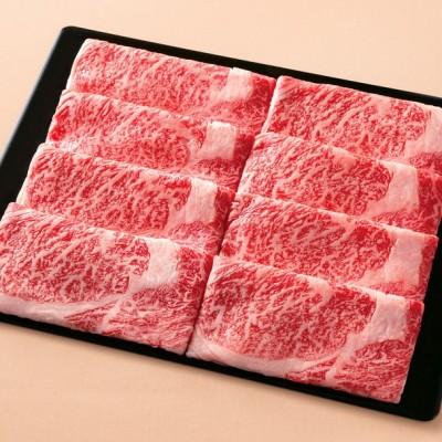 お中元 神戸牛 リブロースすき焼用
