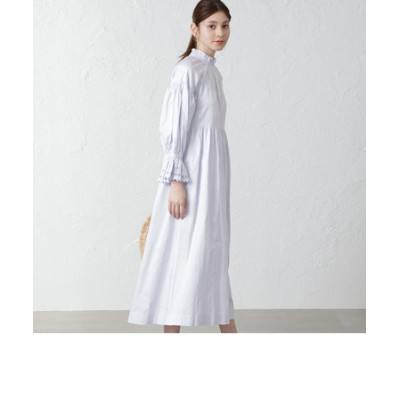 【MARILYN MOON】ベルスリーブドレス