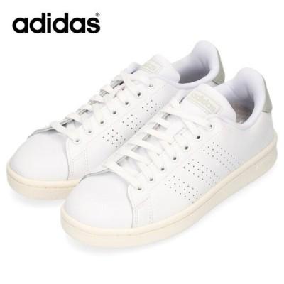 adidas スニーカー メンズ アディダス 靴 EE7683 ADVANCOURT LEA U アドヴァンコート コート系 ホワイト パンチング セール