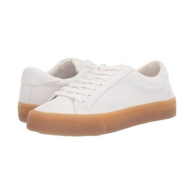 Madewell レディース 女性用 シューズ 靴 スニーカー 運動靴 Sidewalk Low Top Sneakers - Pale Parchment Canvas