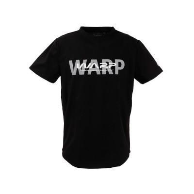 ザ・ワープ・バイ・エネーレ(The Warp By Ennerre) WARP サイドメッシュTシャツ WB33JA18 BLK (メンズ)