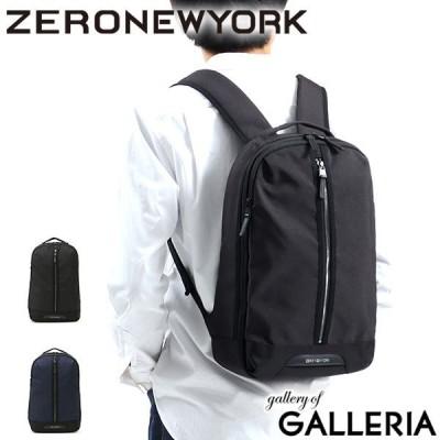 最大21%獲得 ゼロニューヨーク リュック ZERO NEWYORK アストリア Astoria リュックサック 通勤 通学 11L A4 Mサイズ メンズ エース 81064