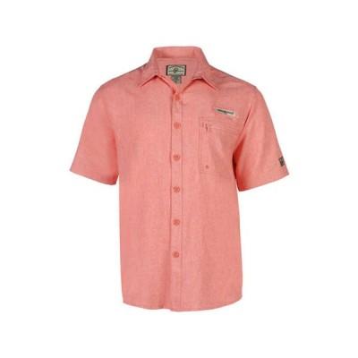 フックアンドタックル メンズ シャツ トップス Men's Tamarindo Fishing Shirt