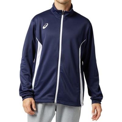 ASICS アシックス トレーニングジヤケツト 2031B238.400 メンズスポーツウェア ウォームアップジャケット メンズ ピーコート セール