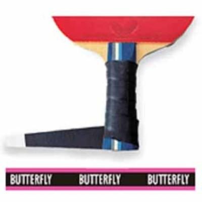 バタフライ 卓球ラケット用グリップ(ブラック) BUTTERFLY ソフトグリップテープ BUT-70910-278 【返品種別A】