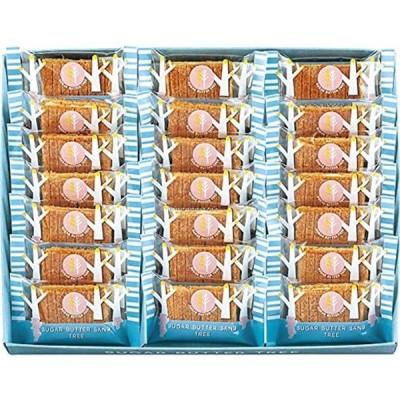 シュガーバターの木 詰合せ お菓子 人気商品 ラッピング済 (21個入)