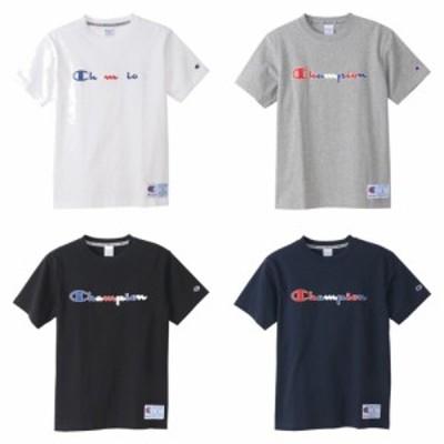 チャンピオン Champion カジュアルウェア ユニセックス T-SHIRT Tシャツ C3-R305 2020FW [ポスト投函便対応]