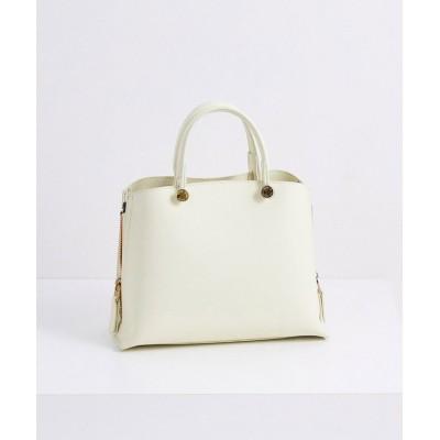 【ロペ】 Y bag Mini(サイドジップミニショルダーバッグ) レディース イエロー F ROPE'