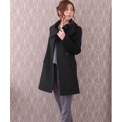 三京商会 / カシミヤステンカラーコート WOMEN ジャケット/アウター > ステンカラーコート