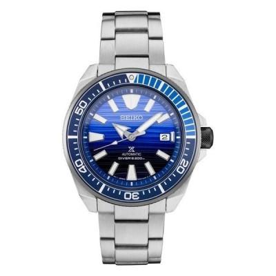 SEIKO [セイコー] PROSPEX プロスペックス ブルー 自動巻き 腕時計 逆輸入 海外モデル srpc93