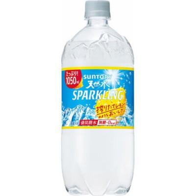 サントリー天然水スパークリング レモン (1050ml*12本入)