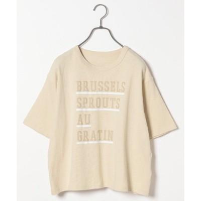 tシャツ Tシャツ ネップジャージーミールTシャツ / LAKOLE