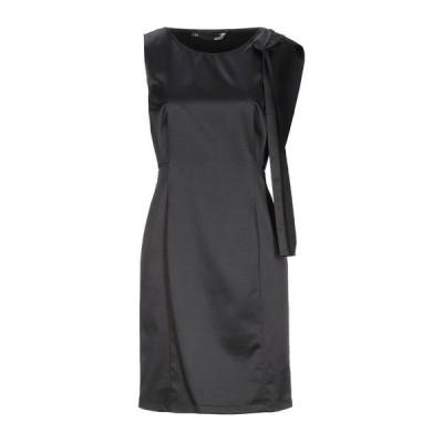 LOVE MOSCHINO チューブドレス  レディースファッション  ドレス、ブライダル  パーティドレス ブラック