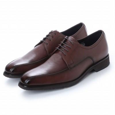 madras Walk MW8021 マドラスウォーク ゴアテックス GORE-TEX  本革 透湿&防水&軽量  紐スワールモカ 紳士靴 メンズビジネスシューズ ブラウン