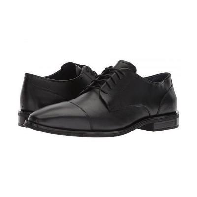 Cole Haan コールハーン メンズ 男性用 シューズ 靴 オックスフォード 紳士靴 通勤靴 Dawes Grand Cap Toe - Black