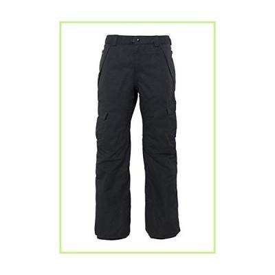 686 メンズ インフィニティ断熱カーゴ防水スノー/スキーパンツ ブラック L【並行輸入品】
