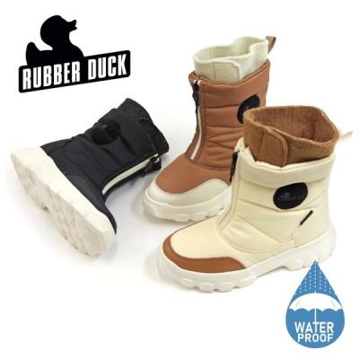 【RUBBER DUCK ラバーダック】アスペン ロー【ASPEN LOW】 スノーブーツ/防水/完全防水/保温/あったか/ブーツ/レディース/ローヒール/ショートブーツ