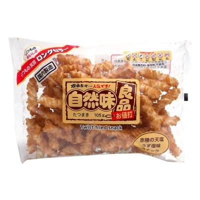藤庄 自然味良品たつまき105g【イージャパンモール】