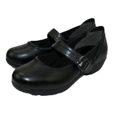 レディーワーカー Lady worker パンプス レディース LO-15550 ブラック BLACK 22.5~24.5 靴 シューズ レディス オフィス
