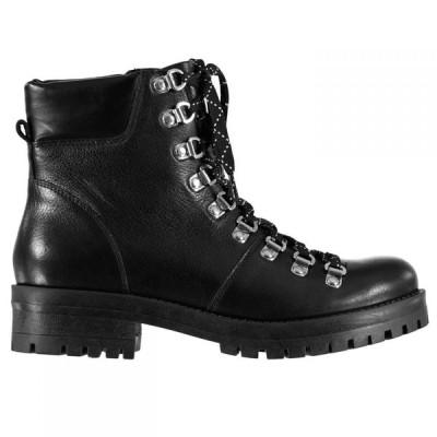 ファイヤートラップ Firetrap レディース ブーツ シューズ・靴 Alto Boots Black