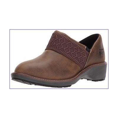 Timberland PRO Women's Riveter Alloy Toe SD+ Industrial & Construction Shoe, Dark Sudan Full Grain Leather, 7 M US[並行輸入品]