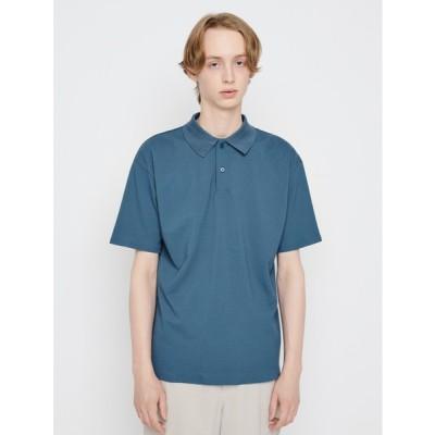 DESCENTE BLANC / ポロシャツ / POLO SHIRT MEN トップス > ポロシャツ