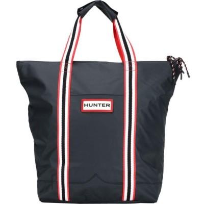 ハンター HUNTER メンズ ハンドバッグ バッグ handbag Black