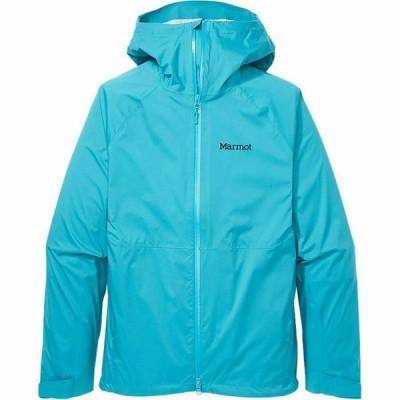 (取寄)マーモット ストレッチ ジャケット - メンズ Marmot PreCip Stretch Jacket - Men's Enamel Blue