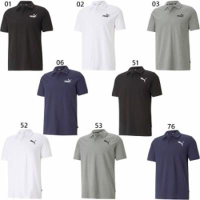 プーマ メンズ ESS ピケポロシャツ フィットネス トレーニングウェア ポロシャツ トップス 半袖 スポーツ 送料無料 PUMA 589028