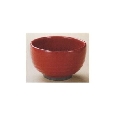 和食器どんぶり多用丼飯碗 赤ゆづ4.0多用碗 大きさ12.5×7.5cm 重量314g
