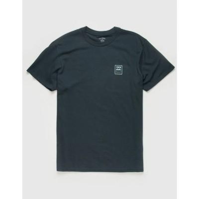 ビラボン BILLABONG メンズ Tシャツ トップス United Stacked T-Shirt NAVY