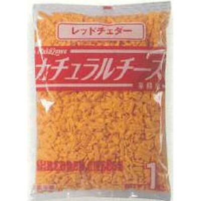 中沢乳業 シュレッドチーズ レッドチェダー 1kg 【チルド】