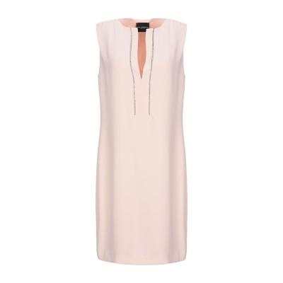 アトス ロンバルディーニ ATOS LOMBARDINI ミニワンピース&ドレス ライトピンク 40 ポリエステル 100% ミニワンピース&ドレス
