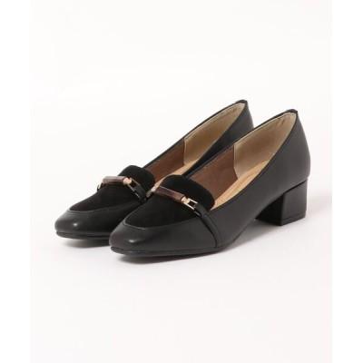 Parade ワシントン靴店 / 【メンズライク】マニッシュローファーパンプス 6701 WOMEN シューズ > パンプス