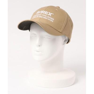 JUGLANS / AVIREX NUMBERING フルキャップ MEN 帽子 > キャップ