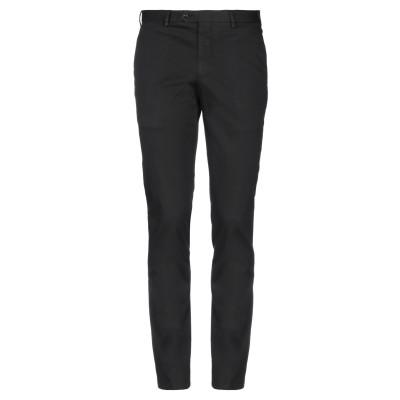 ドルモア DRUMOHR パンツ ブラック 50 コットン 97% / ポリウレタン 3% パンツ