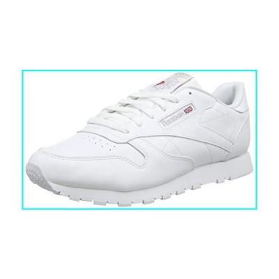 [リーボック] CL LTHR [並行輸入品] - 2232 - Color: 白 - Size: 25
