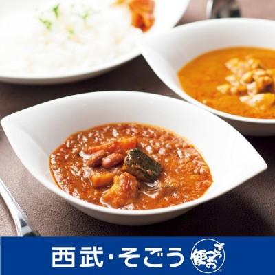 新宿中村屋 カレーセット