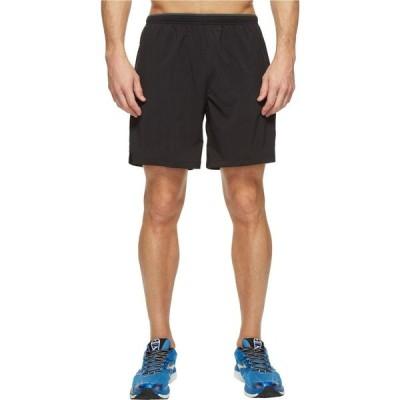 ブルックス Brooks メンズ ショートパンツ ボトムス・パンツ Go-To 7' Shorts Black