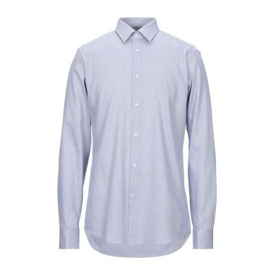 BOSS HUGO BOSS シャツ ブルー 40 コットン 100% シャツ