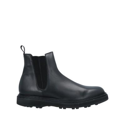 OFFICINE CREATIVE ITALIA ショートブーツ ブラック 42 革 ショートブーツ