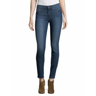 ペイジ レディース パンツ デニム Whiskered Skinny Jeans